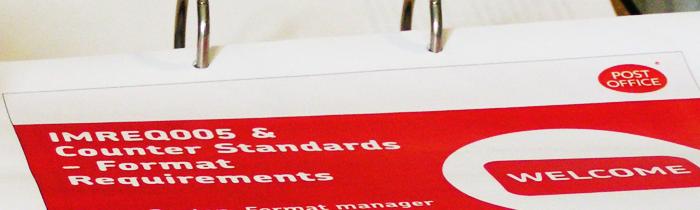 IMREQ005 Post Office Standards