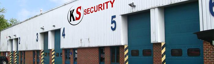 KS Security Factory in Edenbridge