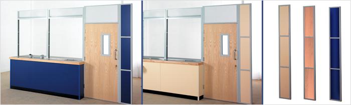 Secure Partition Panels