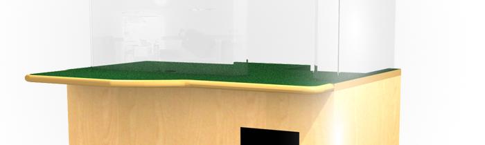 Post Office Combi Counter Design Standards