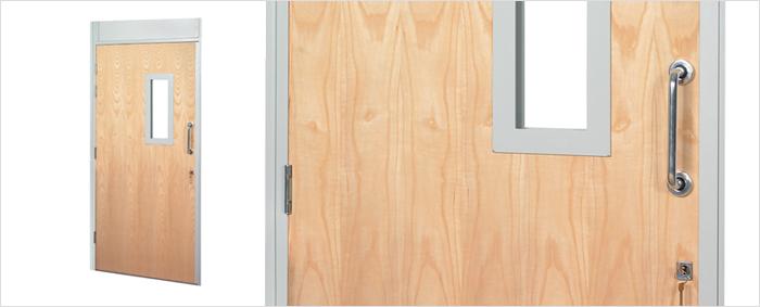 Solid Core Security Doors
